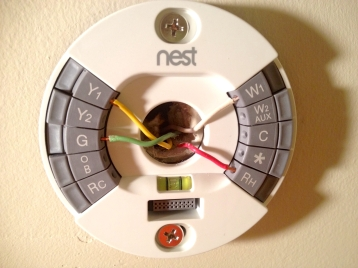 Simple Nest Wiring